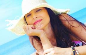 Воздействие солнечных лучей на волосы и способы защиты волос